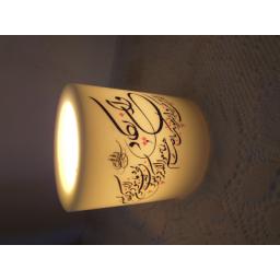 شمع های دست ساز