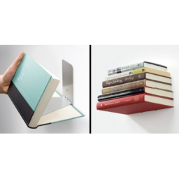 قفسه کتاب نامریی