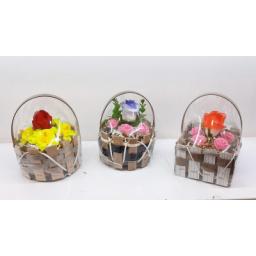 گلدان مربع