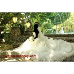لباس عروس فرانسوی