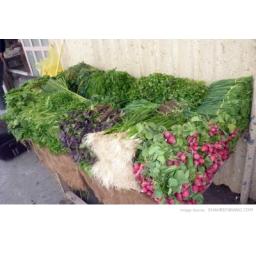 سبزي خوردن