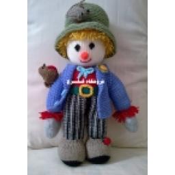 عروسک بافتنی سهراب